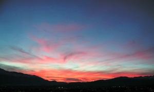 sunset 1-11-16