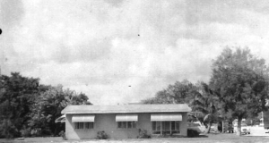 Side view Hialeah Dr house 1963 001