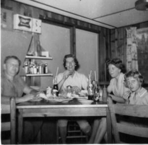 1961 buckhorngrill