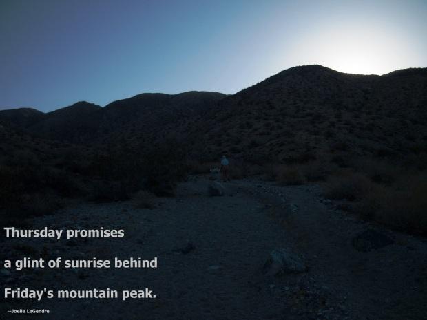 thursday-peak