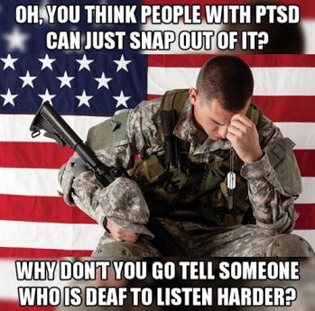 PTSD Dating Blog