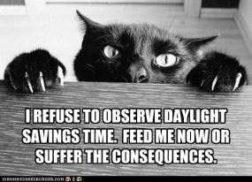 10 Fun Facts About Daylight Savings Time... #1 It Begins ...