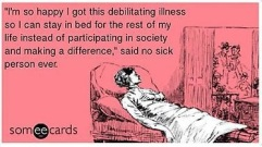 invisible soldiers: chronic illness memes